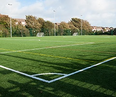 New 3G Football Pitch Opens